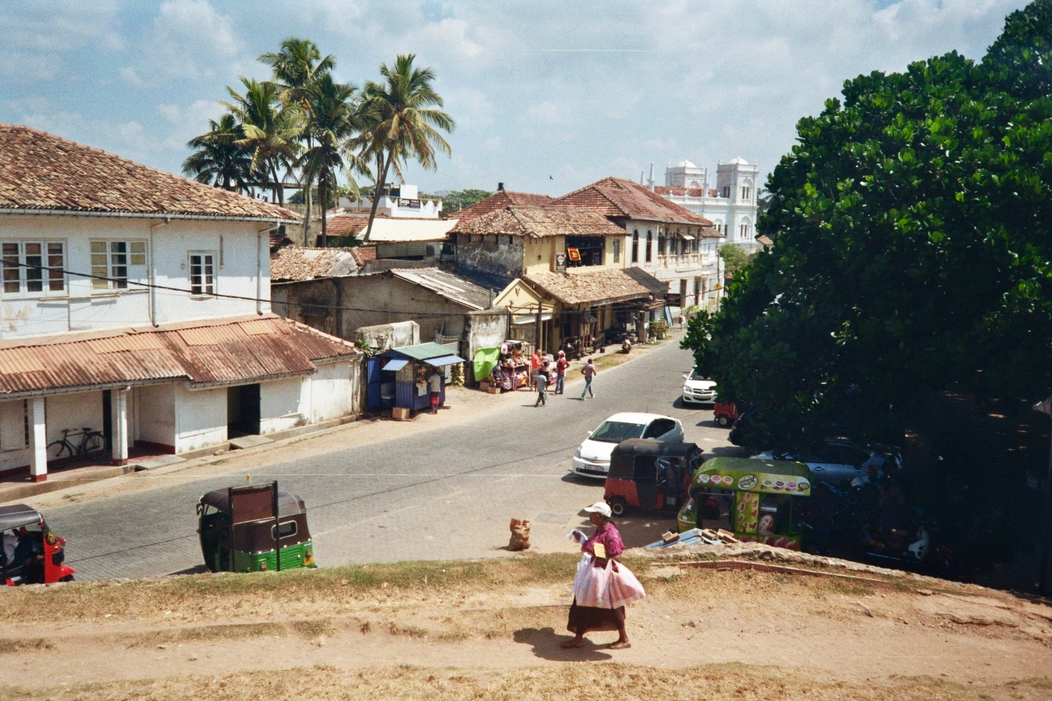 Sri Lanka analog - 134