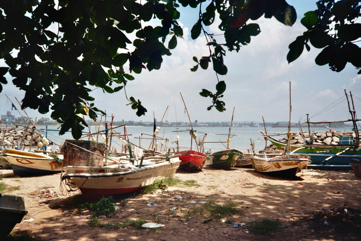 Sri Lanka analog - 145