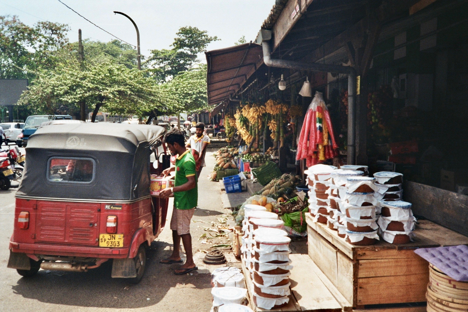 Sri Lanka analog - 158