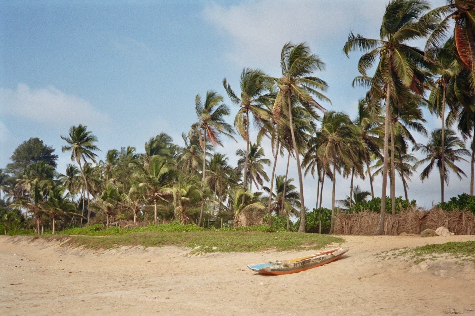 Sri Lanka analog - 194