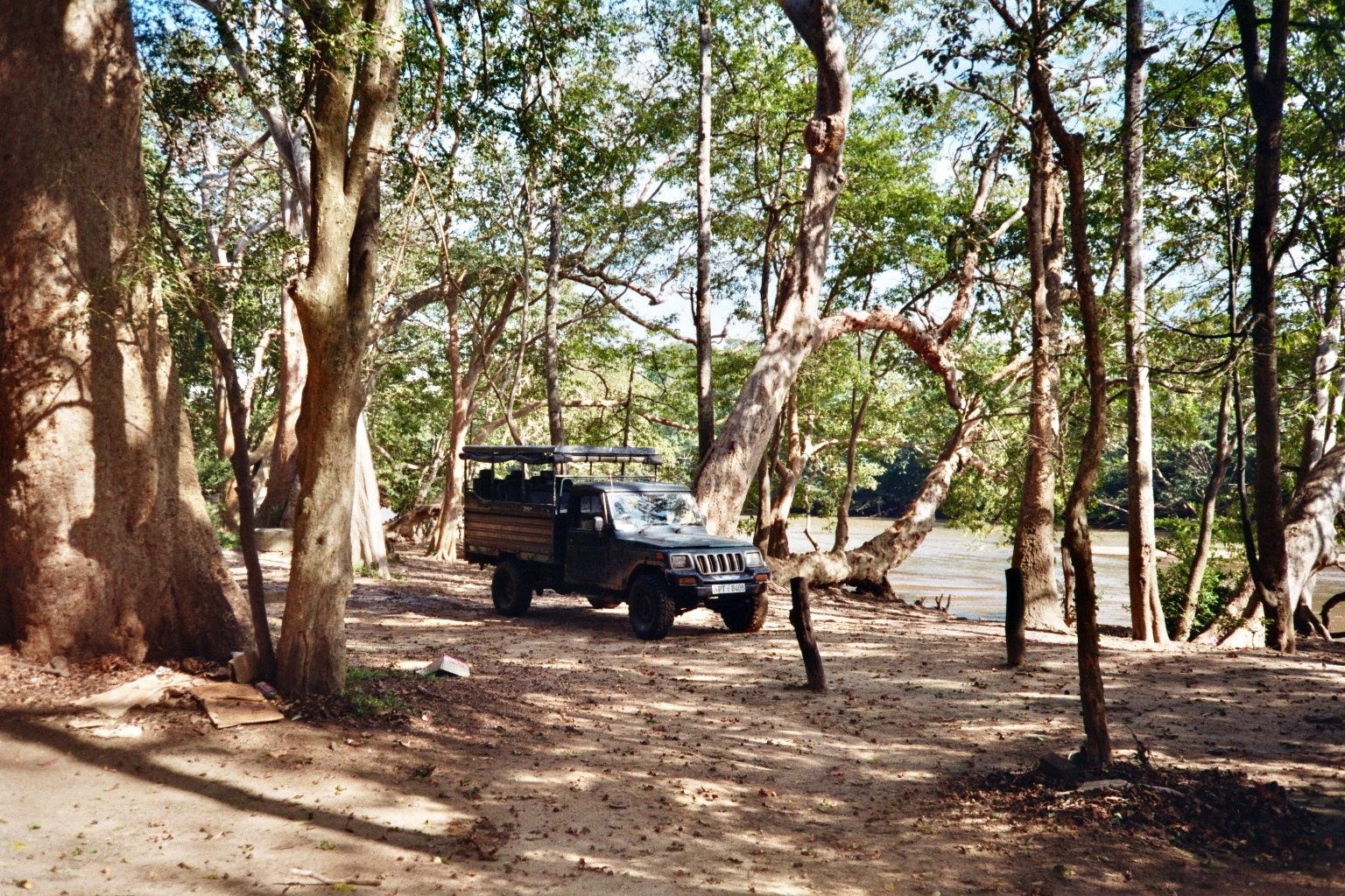 Sri Lanka analog - 27