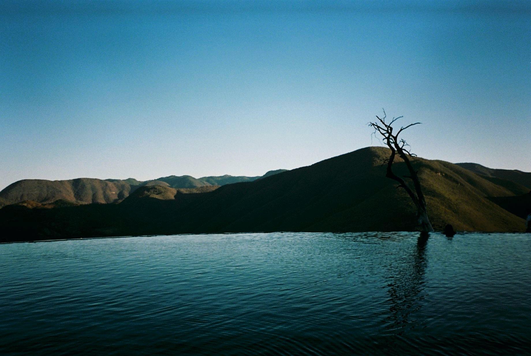 Hierve El Agua 01-2020 - 19 of 53