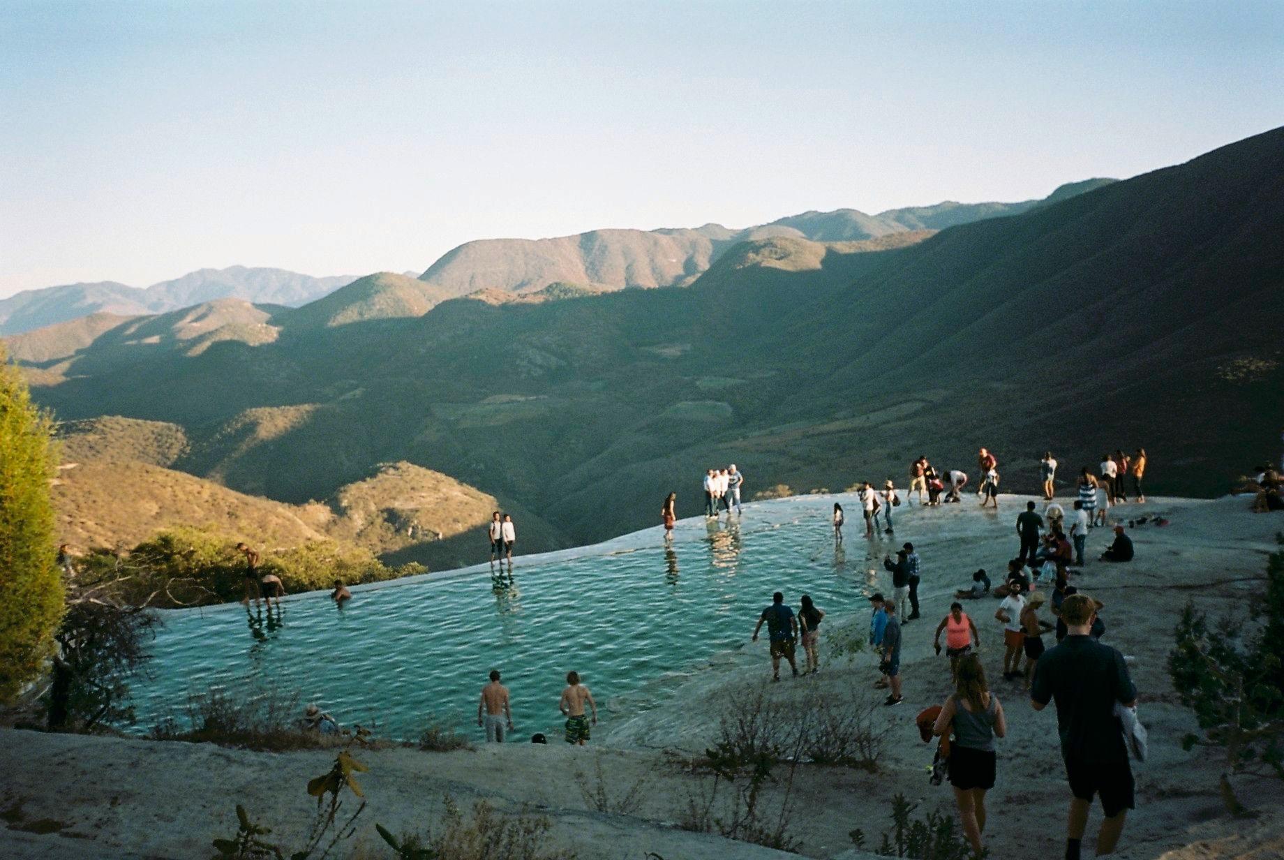 Hierve El Agua 01-2020 - 21 of 53