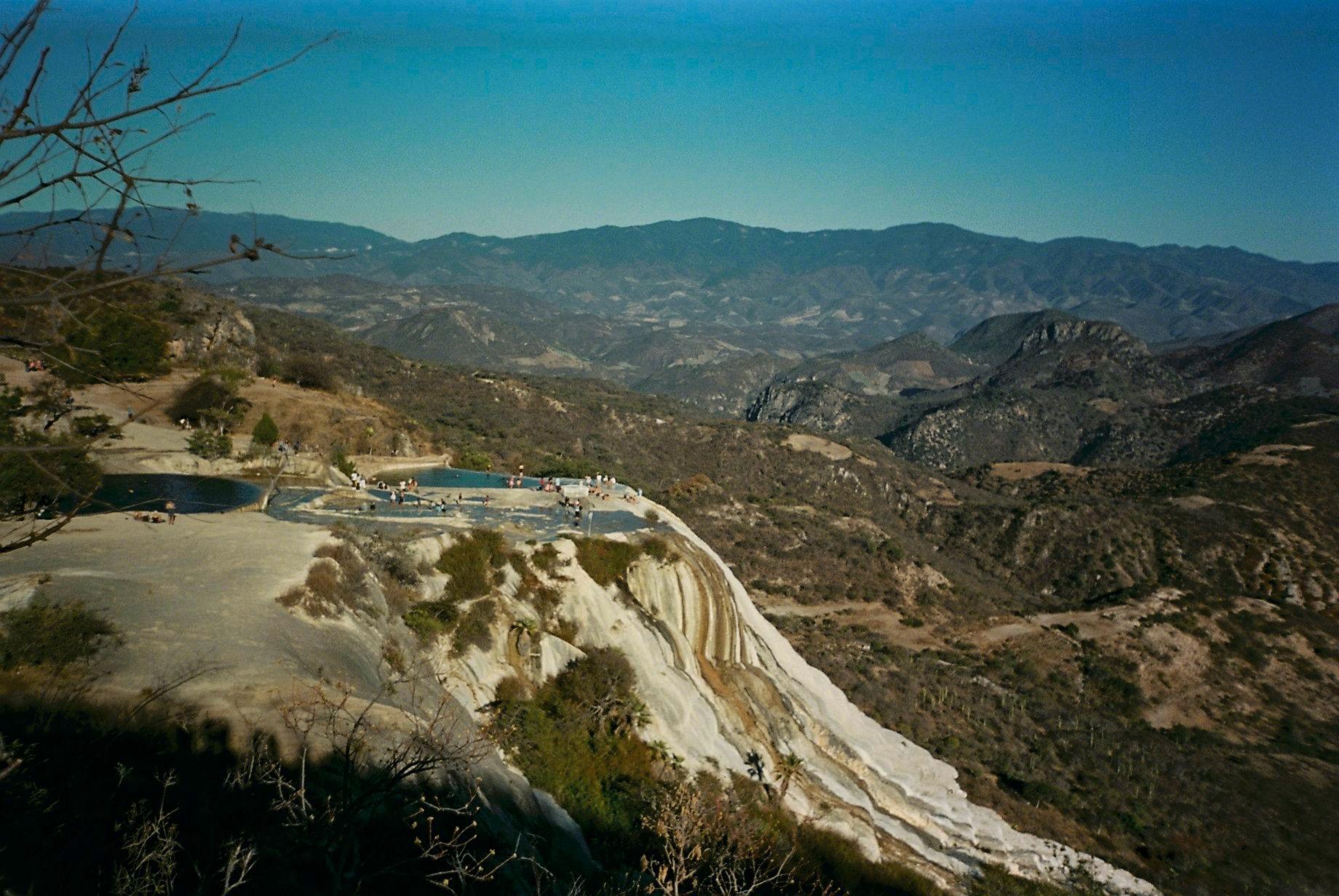 Hierve El Agua 01-2020 - 28 of 53
