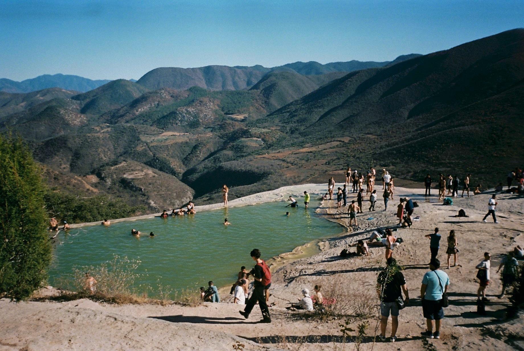 Hierve El Agua 01-2020 - 4 of 53
