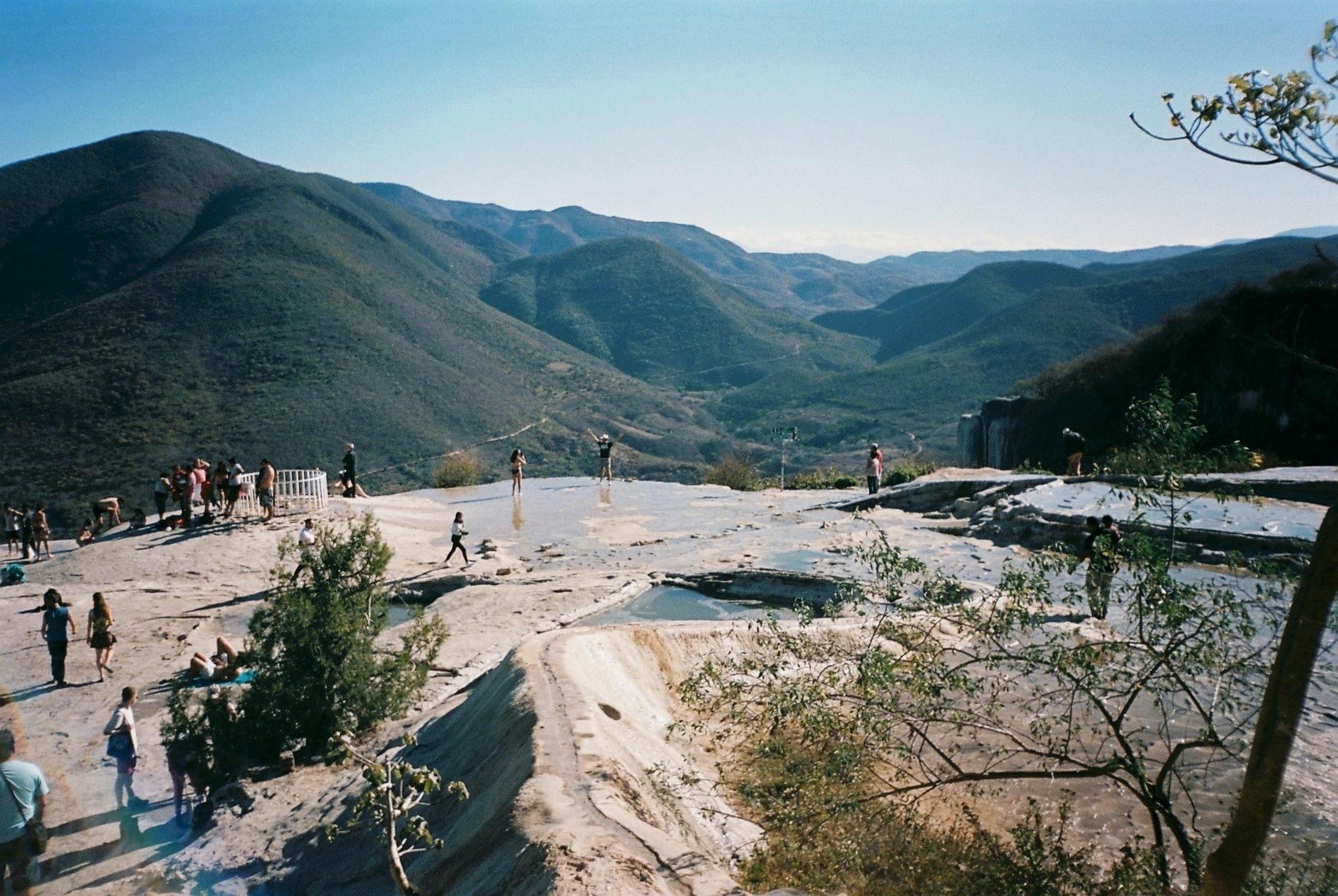 Hierve El Agua 01-2020 - 5 of 53